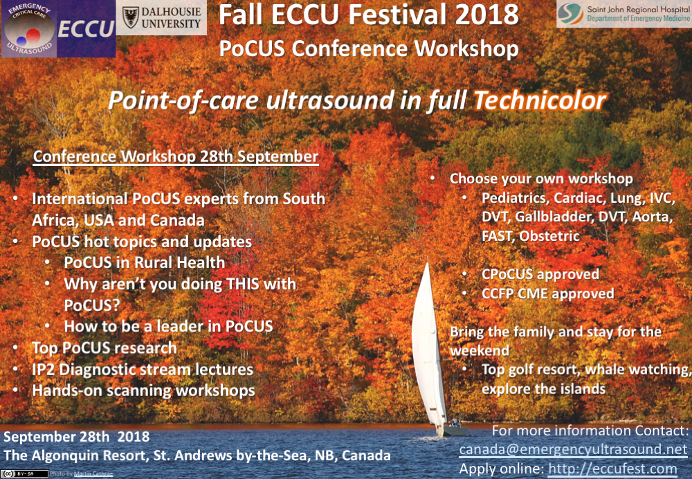Fall ECCU Conference Workshop – 28th September | Department